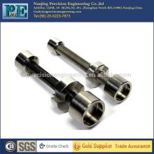 China high precision and quality custom titanium parts