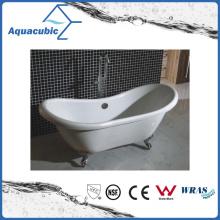 Nueva bañera independiente de acrílico del estilo (AB6915)