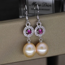 Wholesale Fashion Freshwater Pearl Earrings