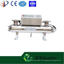 Esterilizador mini uv para uso doméstico tratamento de água