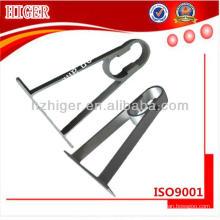 perfiles de extrusión de aluminio 6061 T6 y 6063
