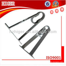 perfis de extrusão de alumínio 6061 T6 & 6063