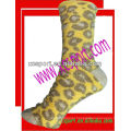 fashion warmer soft rubber women sock