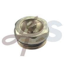 ventilação do radiador de bronze