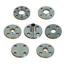 Brida forjada de acero al carbono estándar UIN