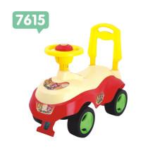 Поездка на автомобилях / детских пластиковых игрушках