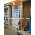 Dispensador de combustible multi-medios