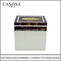 Hot Sale Pen Shell Mosaic Tissue Box Cover for Hotel