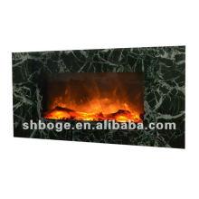 110-120V cheminée électrique murale