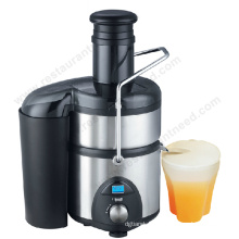 Juicer orange commercial d'acier inoxydable de vente chaude, machine de presse-fruits orange