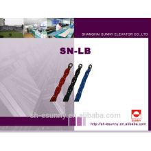 Completo-plástico flex ignifugo equilíbrio, compensando a cadeia de fornecedores da cadeia, bloco de cadeia, Cadeia de suprimentos/SN-LB