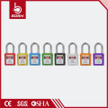 CE Certificated 38mm OEM Steel Safety Padlock LOTO Lockouts with Key alike or Key differ(BD-G01)