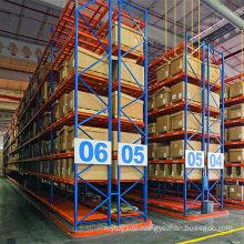 Heavy Duty Hot Vna Pallet Shelving for Warehouse with Narrow Aisles