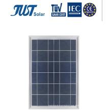 Paneles solares de polietileno 11W para el mercado de África
