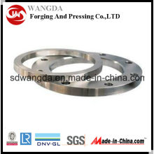 Carbon Steel Flange, Bw Fitting, DIN 1.4301