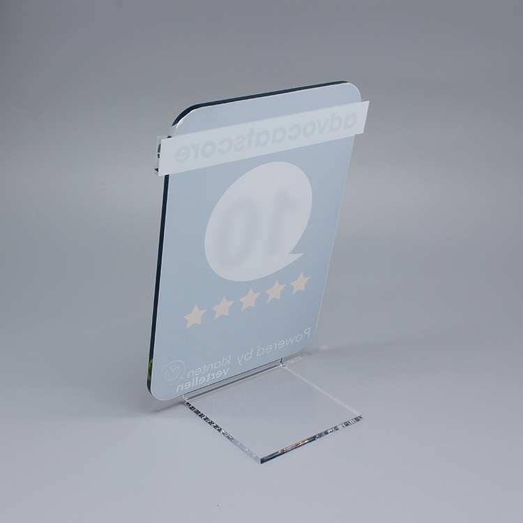 A 3r0048 Acrylic Plastic Stand