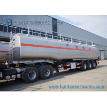 Factory Direct Supply Cheap Tri Axle 40 to 60m3 Gasoline Tank Semi Trailer Fuel Tank Trailer Oil Trailer for Hot Sale