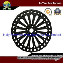 Peça do centro fazendo à máquina do CNC do alumínio 6063 / micro parte do CNC