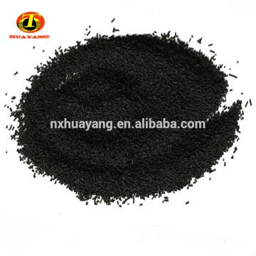 Fabricant de carbone actif colonnaire de 3,0 mm