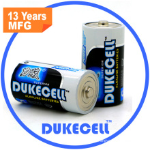 Super High Capacitance Alkaline Lr14 Battery