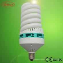 Lâmpada de poupança de energia de meia espiral de 85-105W