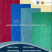 Good Non-asbestos rubber sheet with several colour-G