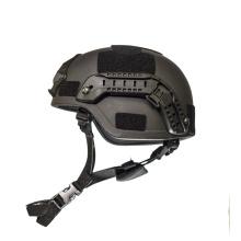 Exército militar usado NIJ IIIA nível atacado capacete balístico MICH à prova de bala capacete MICH 2000