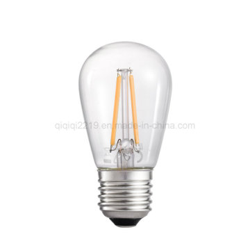 1.5W St45 E27 Clear Dim Shop Light LED Bulb with CE RoHS