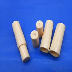 High Temperature 99% Alumina Ceramic Piston Plunger Pumps