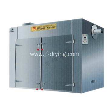 China Gold Supplier for for Chamber Drying Heat Cycle Oven Chamber Tray Dryer export to Singapore Suppliers