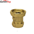 GutenTop 22mm 28mm Compression Isolating Pump Fitting Ball Valve