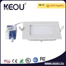 Luz ultradelgada de alta calidad del panel del lumen LED