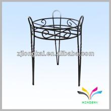 Hot Sale High Quality Outdoor Garden Wire Fer Pot Pot Flower Stand