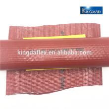 Mangueira em chapa de PVC com conector de fabricação Kingdaflex