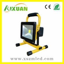 outdoor 20w led rechargeable hand lamp