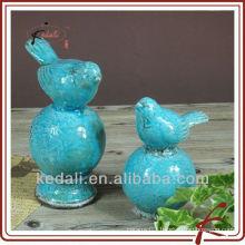 new item shabby chic home decor- blue bird