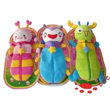 Kids Insects Plush Lápiz-Bolso