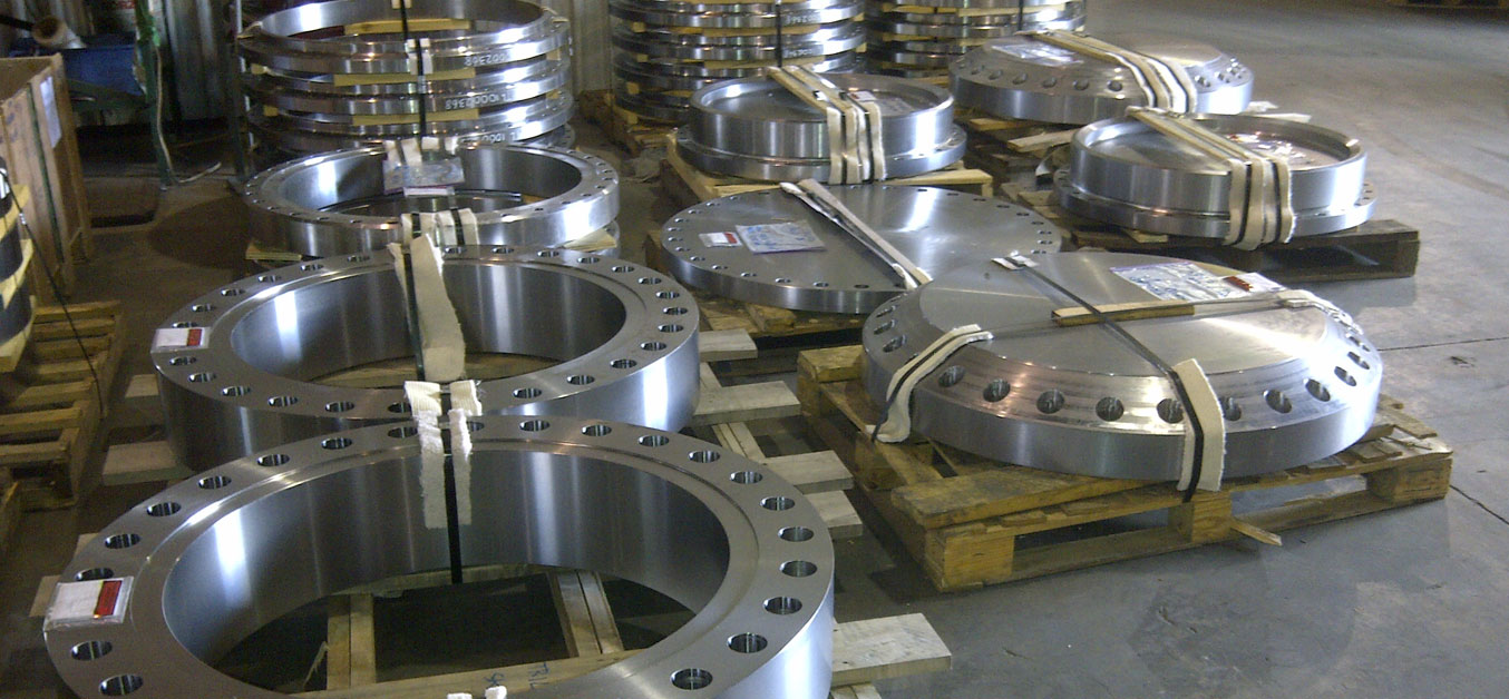 Alloy Steel Forged RTJ Flanges