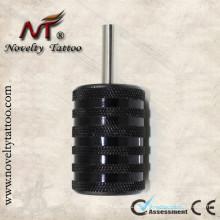 N301002-35mm grips de aluminio del tatuaje con el tronco trasero para la ametralladora del tatuaje
