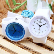 Yxl-1000 Fashion Casual Jelly Silicone Quartz Watch Women\′s Dress Brand Sport Watches Women Relogio Masculino