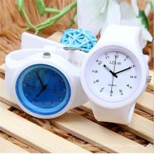 Yxl-1000 моды случайных желе силиконовые кварцевые часы женщин платье бренда спортивные часы женщин Relogio Masculino