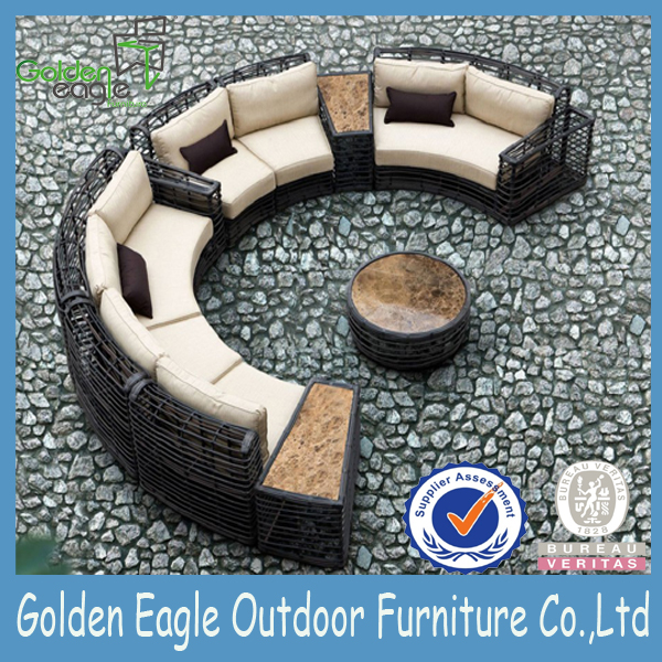 aluminium garden furniture outdoor daybed