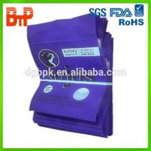 cat food packaging bag with zipper or ziplock