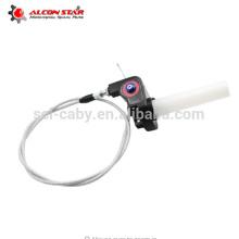 Action rapide Accélérateur à gaz avec réglage de câble KAYO Apollo Bosuer xmotos Dirt Pit Bike 50cc 110cc 125cc