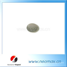 Customized Strong Neodymium Disc Magnet, Round Magnets for hot sale
