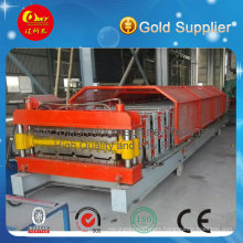 Hky PLC Automatic Wall Cladding Panel Roll Forming Machine