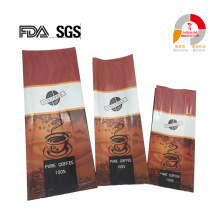 Customized printing plastic coffee design coffee sealing bag