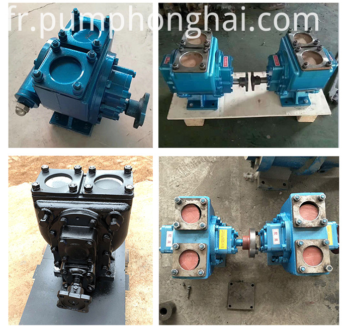 energy saving circle arc gear pump