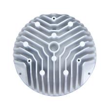LED Acessórios luz radiador Alumínio luz dissipador de calor