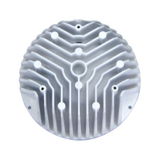 Accesorios LED de luz radiador Aluminio ligero disipador térmico
